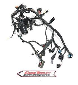 2017 Kawasaki Z650 Main Engine Wiring Harness Motor Wire