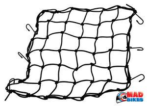 Lampa Black Motorbike / Scooter Cargo Net Luggage Rack