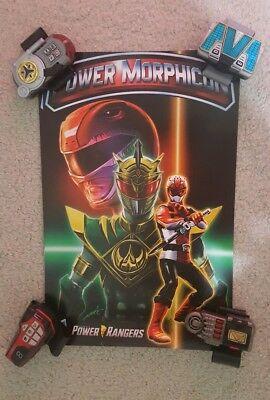 Power Morphicon 2018 Location : power, morphicon, location, Power, Rangers, Morphicon, Poster, 11