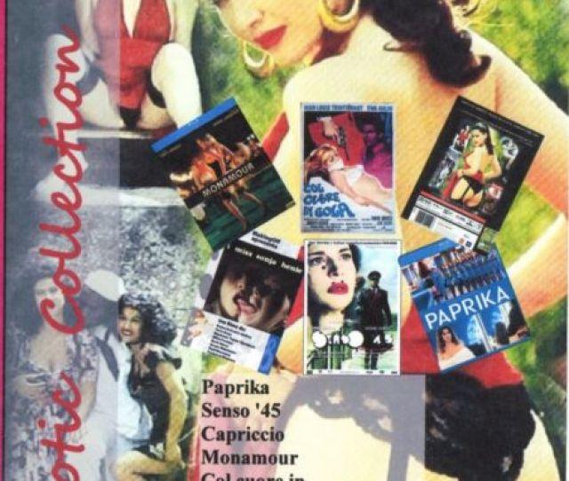 Erotic Collection  Tinto Brass Italian English Subtitles