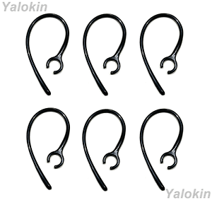 6 pcs (SK-CHP) Earhooks for Sony PS3 Playstation 3 Headset