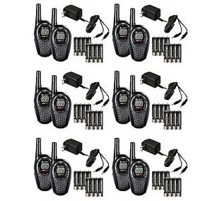 Cobra CXT235 MicroTalk 20 Mi FRS/GMRS 22 Channel 2 Way