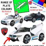 Bmw I8 Concept Car Kids Ride On 12v Parental Remote Licensed By Bmw For Sale Ebay