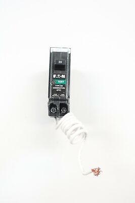 Eaton QB1020CAF Combination Afci Circuit Breaker 1p 20a