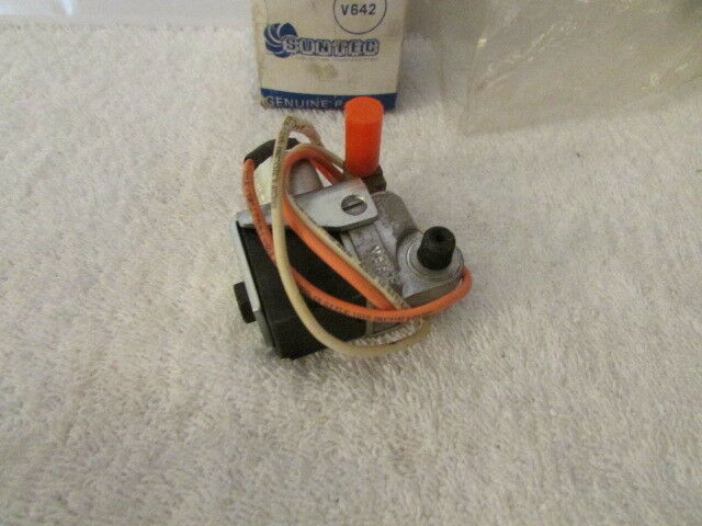 beckett oil 6 pole square trailer wiring diagram suntec v642 solenoid valve for burner pump wayne carlin ebay