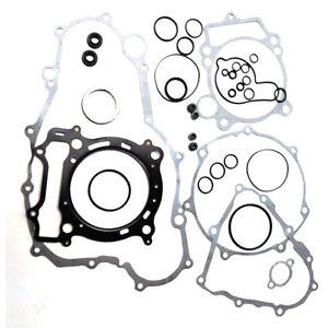 Complete Engine Rebuild Gasket Gaskets Seal O-ring Kit Set