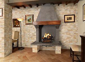 30 pezzi Piastrelle GRES Fiordo rock style effetto pietra royal 30x565  eBay