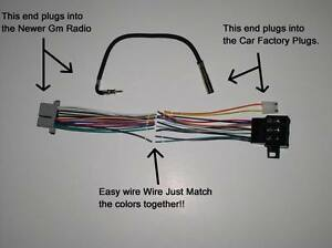 Wiring Harness Adapter Wiring Harness Adapter For Car Stereo