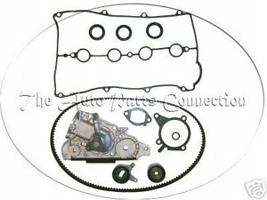 MAZDA MIATA MX-5 1.8L TIMING BELT WATER PUMP VALVECOVER