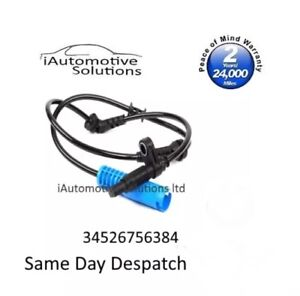 Bmw Mini One Cooper S Front ABS Wheel Speed Sensor R50 R52