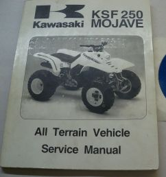 norton secured powered by verisign genuine kawasaki service manual ksf250 ksf 250 mojave  [ 1101 x 1109 Pixel ]