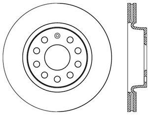 C-TEK Standard Disc Brake Rotor fits 2006-2009 Volkswagen