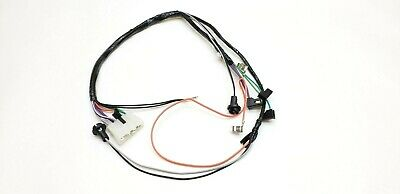 Center Console Wiring Harness 1968 1969 1970 1971 1972