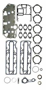 WSM Mercury Mariner 65-90 Hp Power Head Gasket Kit L3