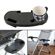 universal fishing chair attachments oversized accent chairs clip on camping side table cup holder picnic outdoor beach 2x portable tray attachment