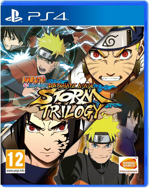 Naruto Ultimate Ninja Storm 4 Ps4 : naruto, ultimate, ninja, storm, Naruto, Shippuden, Ultimate, Ninja, Storm, Online