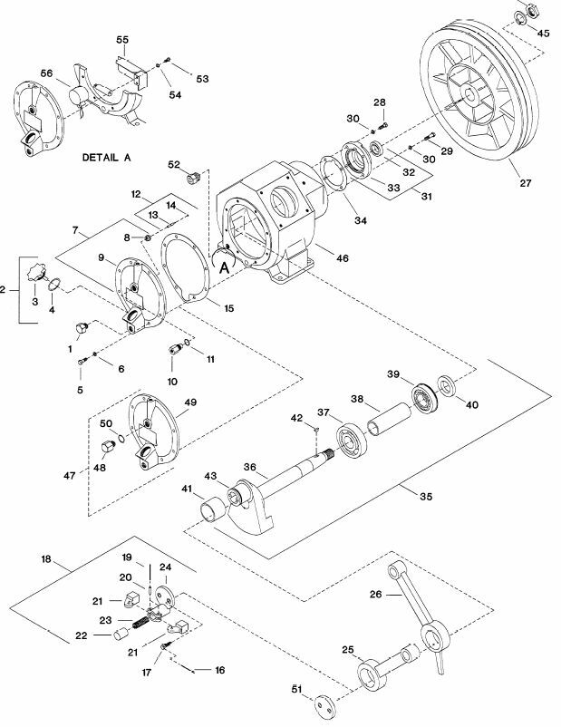 INGERSOLL RAND # 30290936 CENTRIFUGAL UNLOADER ASSEMBLY