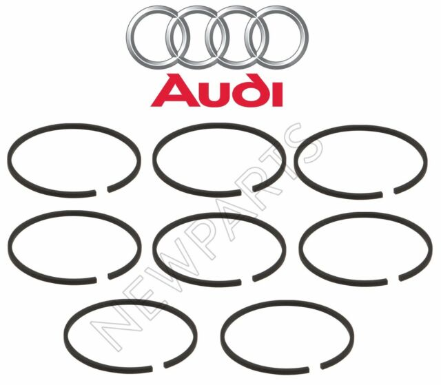 For Audi A6 A8 Quattro Q5 R8 RS5 Set Of 8 Camshaft Seal