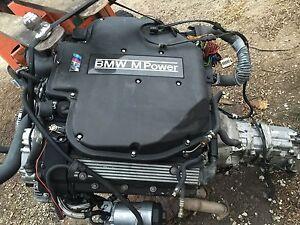 20002003 BMW E39 E52 Z8 M5 engine motor S62 V8 50 liter
