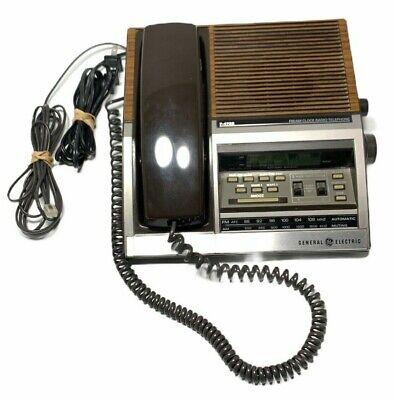 Afc Electric Alarm Clock Radio