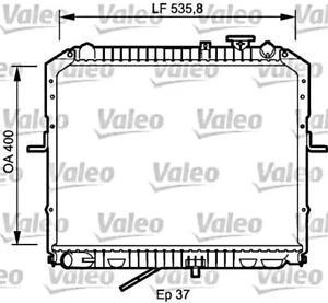 Engine Cooling Radiator VALEO Fits KIA Bongo K2700 2.7L