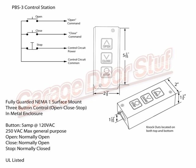Start Stop Push Button Wiring Diagram