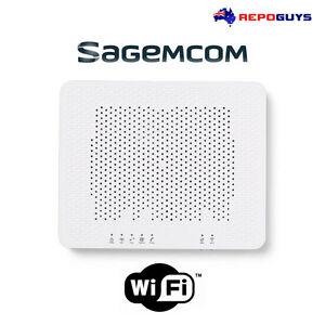 Sagemcom Modem Nbn Wireless Router Adsl2 3864 Brand New
