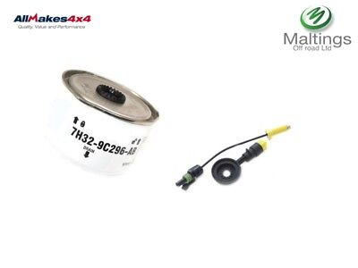 discovery 3+4 water in fuel sensor and fuel filter tdv6