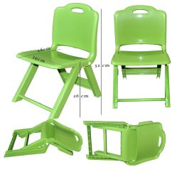 Kids Stackable Chairs Steelcase Office Uk Strong Children Plastic Folding Chair Home Picnic