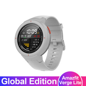 "Xiaomi Huami Amazfit Verge Lite GPS Sport Smart Watch 1.3"" AMOLE Screen"