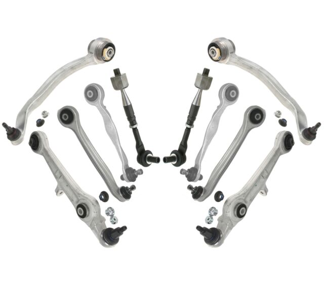 TRW 10-Piece Front Suspension Control Arm Kit For Audi