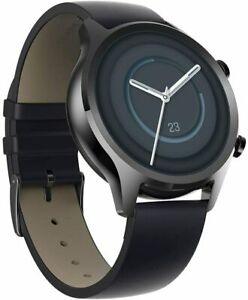 TicWatch C2+ Smartwatch Waterproof Android iOS Bluetooth NFC Two Straps Included