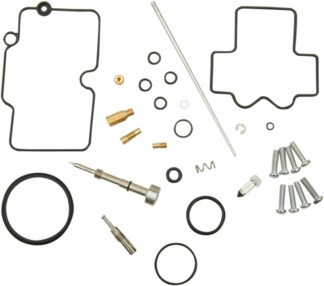 Moose Racing 1003-0842 Carburetor Rebuild Kit 2004 Honda