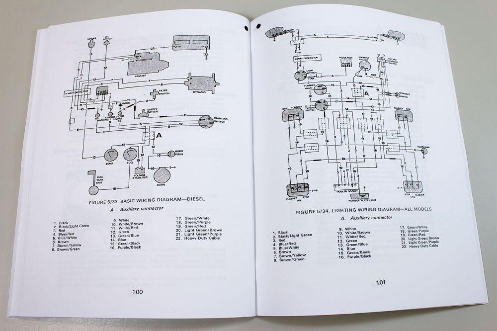 medium resolution of case 990 wiring diagram wiring diagram info wiring diagrams the david brown tractor club for all