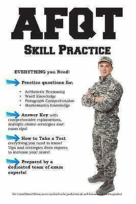Afqt Skill Practice : Armed Forces Qualification Test