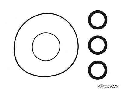 SuperATV Front Differential Seal Kit for Polaris RZR 800