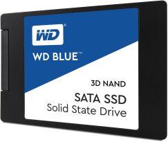 interne SSD  Festplatte WD Blue 2.5 Zoll 6.3cm 250 500 1TB SATAIII 3D NAND 7mm