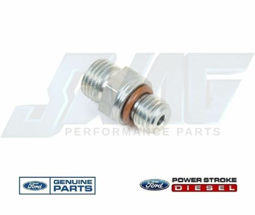 small resolution of 03 10 ford 6 0 6 0l powerstroke diesel fuel filter m12 fitting for supply return
