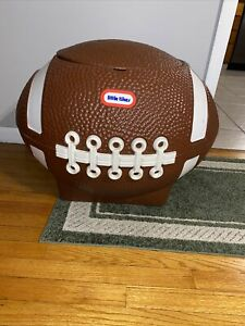 Football Toy Box : football, Little, Tikes, Football, Tailgate, Chest, Drink, Cooler, Party, Mancave