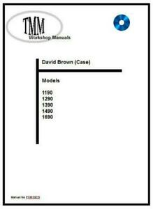 David BrownTMM 1190 1290 1390 1490 1690 Workshop Manual