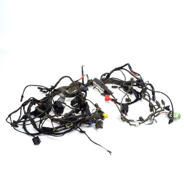 2003 98-03 BMW K1200RS K1200 RS REAR TAIL LIGHT WIRING