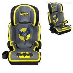 Batman Car Chair Kids Sleeper Fun Ride Series Baby Seat High Back Booster Image Is Loading