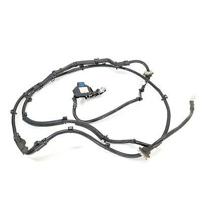 2013 09-16 AUDI A4 S4 + POSITIVE BATTERY PROTECTOR WIRE