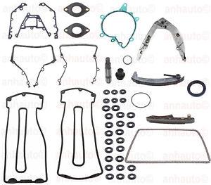 Timing Chain Tensioner Seal Guide Kit BMW E53 E38 E39 540i