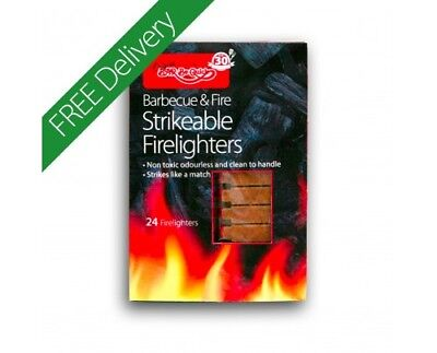 Bar-Be-Quick Strikeable Firelighters - x9 units | eBay