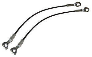 New Tailgate Cables / FOR 2002-11 DODGE RAM 1500 TRUCK