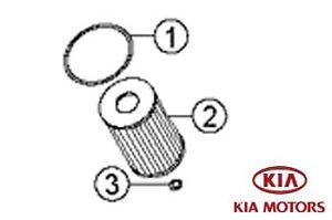 Genuine Kia Sportage 2010-2017 1.7 Diesel Engine Oil