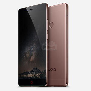 "Original nubia Z11 Snapdragon 820 Borderless Cell phone 5.5"" FHD Dual SIM"