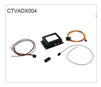 Connects2 CTVADX004 Audi A6 04-11 MMI 2G High Aux Input