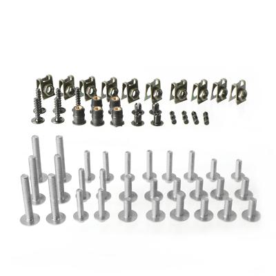 CNC Motor Fairing Bolts For KTM 790 990 1050 1190 1290